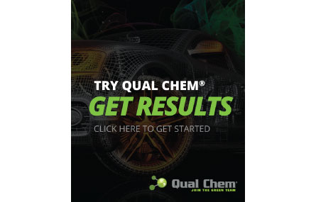 Qual Chem® Car Wash Show Web Banner Ad